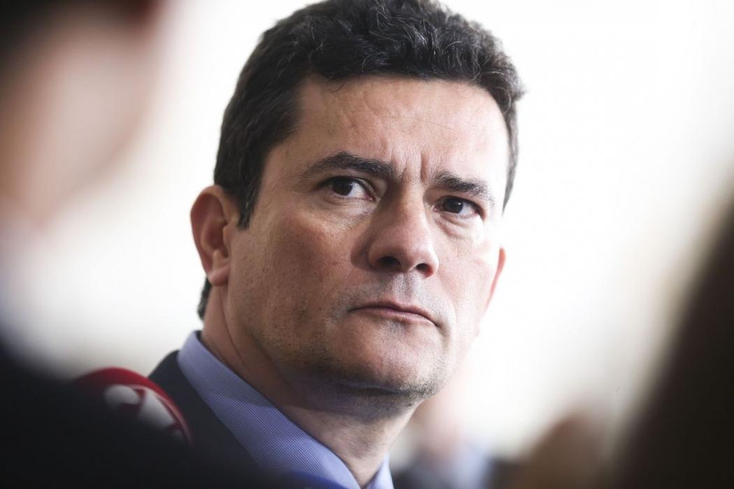 Equipe da Lava Jato estava enfraquecida e teve de ser reforçada, diz Moro. Crédito: Antonio Cruz/ Agência Brasil
