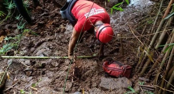 Brumadinho: buscas por desaparecidos na área atingida pela lama