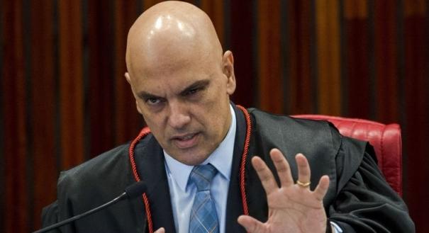 Alexandre de Moraes, ministro do Supremo Tribunal Federal (STF)