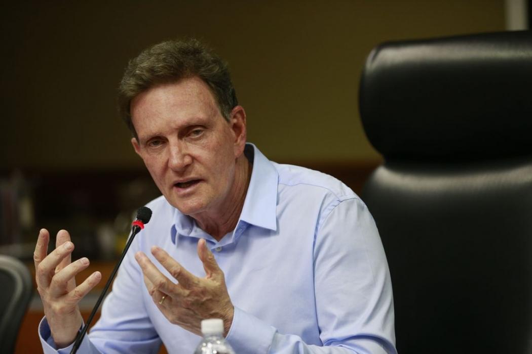 Desarranjo político-financeiro mantém ameaça sobre Crivella. Crédito: Fernando Frazão/Agência Brasil | Arquivo