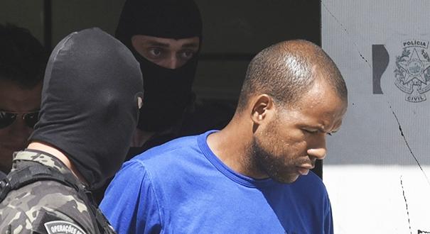 Carlos Alberto Furtado da Silva, o Beto, recebeu 55 advogados em pouco mais de um ano no complexo penitenciário de Viana