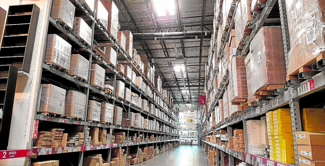Empresa atacadista:  935 negócios do setor no Espírito Santo possuem algum incentivo fiscal do governo. Crédito: pixabay