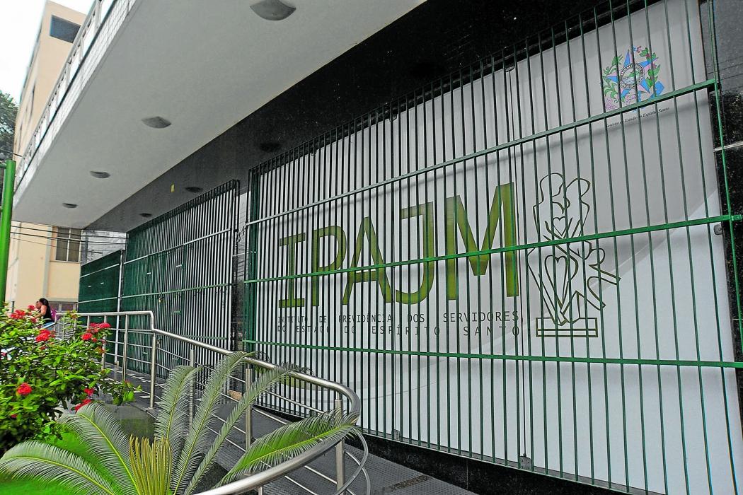 IPAJM é o instituto de Previdência dos servidores do Estado. Crédito: Vitor Jubini