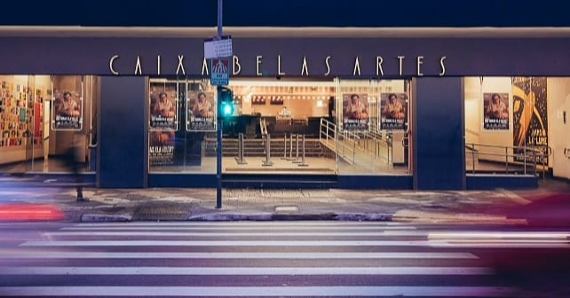 26/02/2019 - Cine Belas Artes procura novo patrocinador. Crédito: Instagram/@cinebelasartesoficial