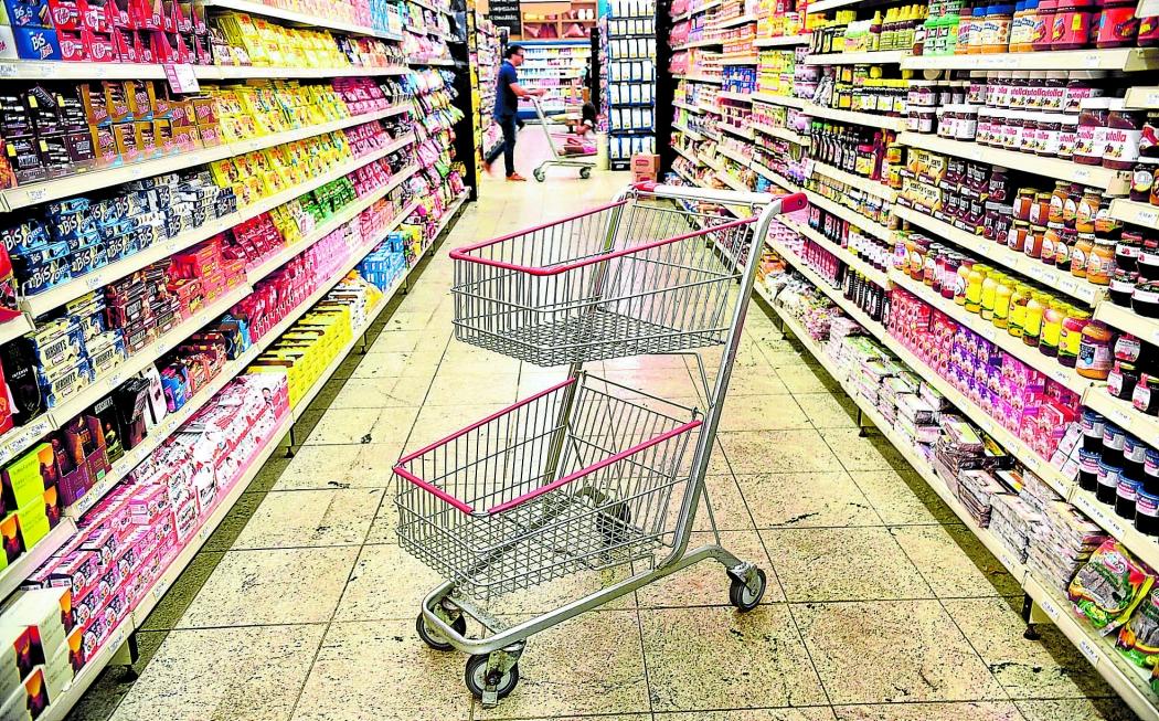 Supermercado: lojas na Grande Vitória terão horário especial de trabalho durante o feriadão  de carnaval. Crédito: Fernando Madeira