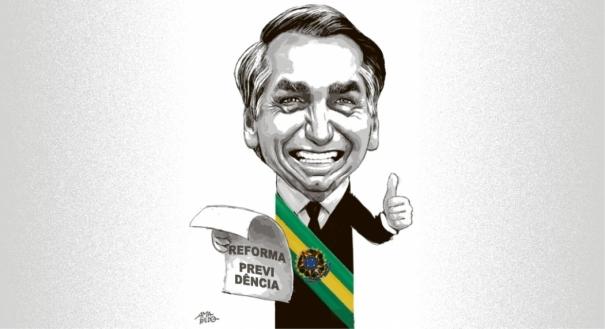 Jair Bolsonaro e a reforma da Previdência