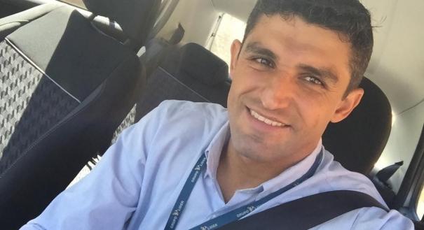 Jonas Amaral, acusado de agredir a namorada Jane Cherubim, em Dores do Rio Preto