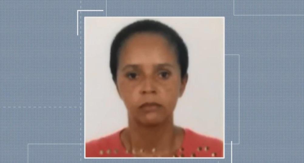 Lilian Maria de Oliveira, de 42 anos, foi morta pelo companheiro no dia Internacional da Mulher. Crédito: Reprodução   TV Globo