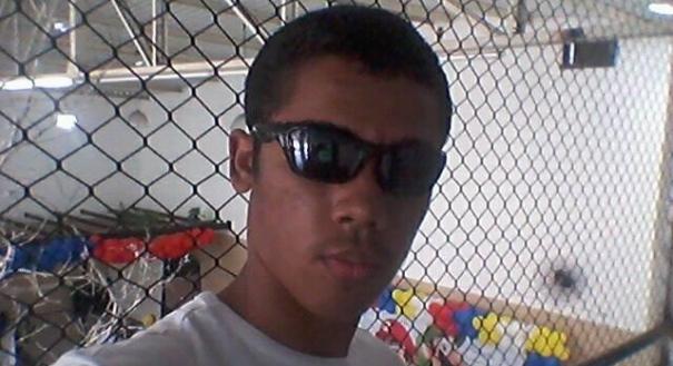 Claiton Antônio Ribeiro, de 17 anos