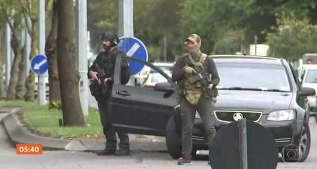 Nova Zelandia Ataque: Quatro Pessoas Foram Presas Após Ataques A Mesquitas Na