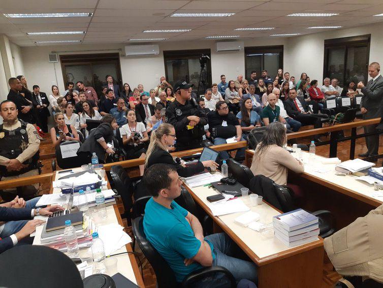 Julgamento do caso Bernardo Boldrini: os quatro réus foram sentenciados à prisão