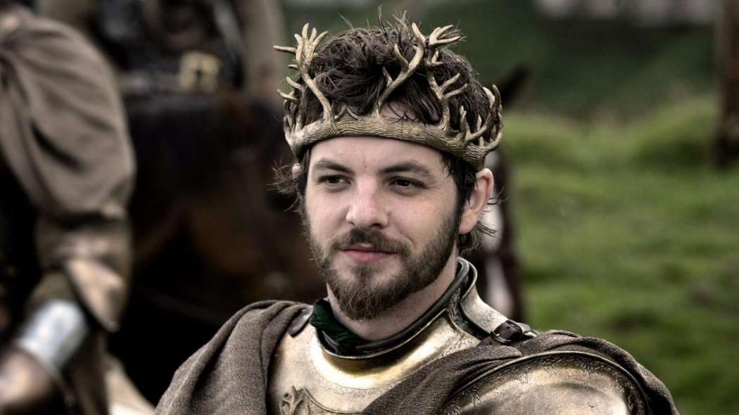 15/03/2019 - Game of Thrones: Renly Baratheon. Crédito: Divulgação/HBO