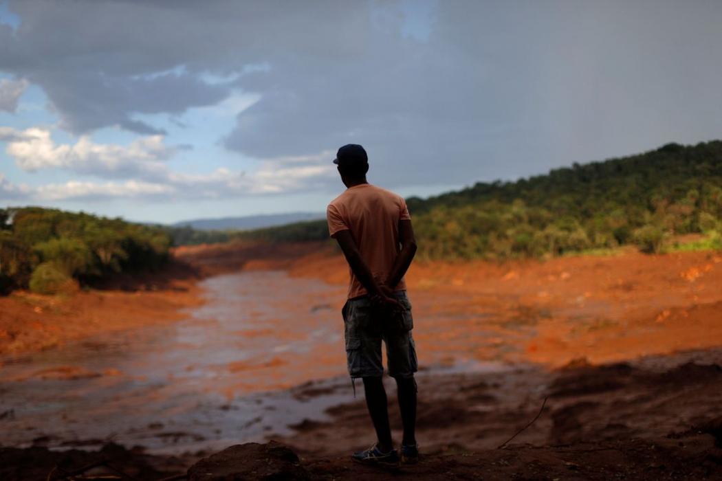 Tragedia em Brumadinho. Crédito: Reuters/Adriano Machado/Direitos Reservados