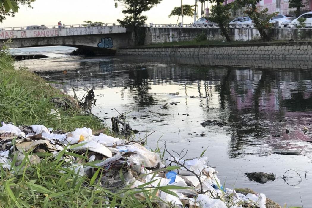 Saneamento básico em Maceió. Crédito: Carolina Gonçalves/Agência Brasil