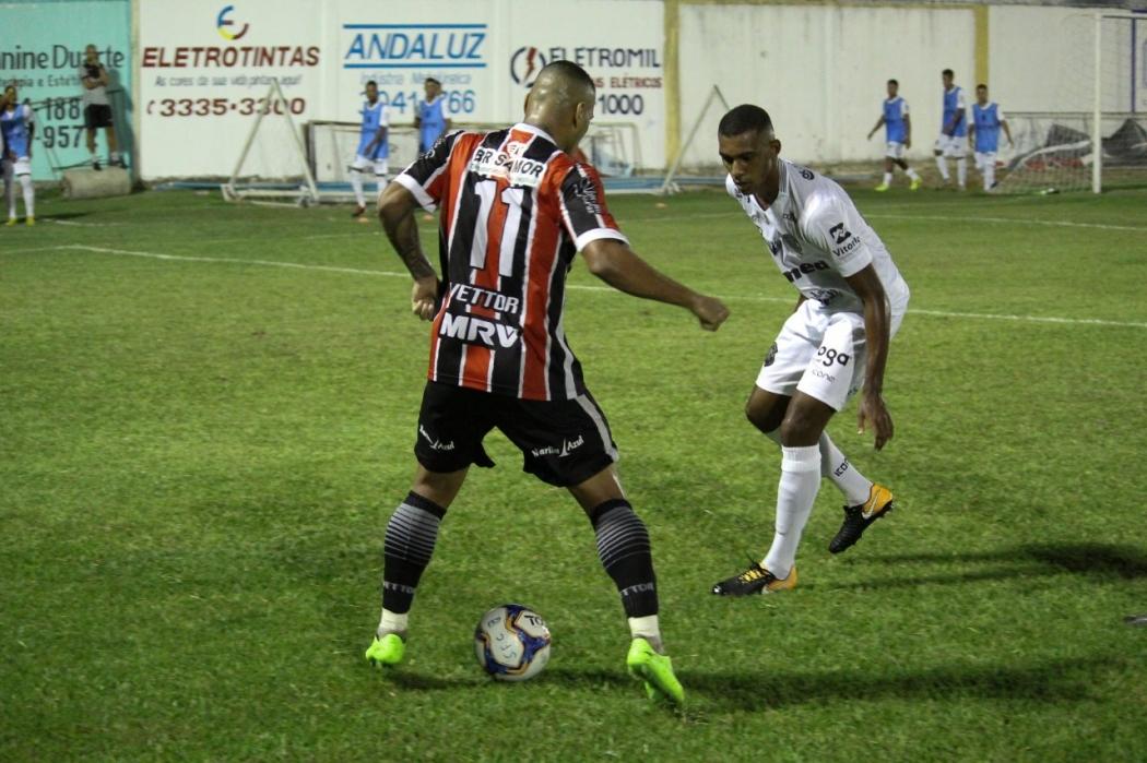 Serra e Rio Branco voltam a se enfrentar no Capixabão 2019. Crédito: Rafael Chaves/Serra