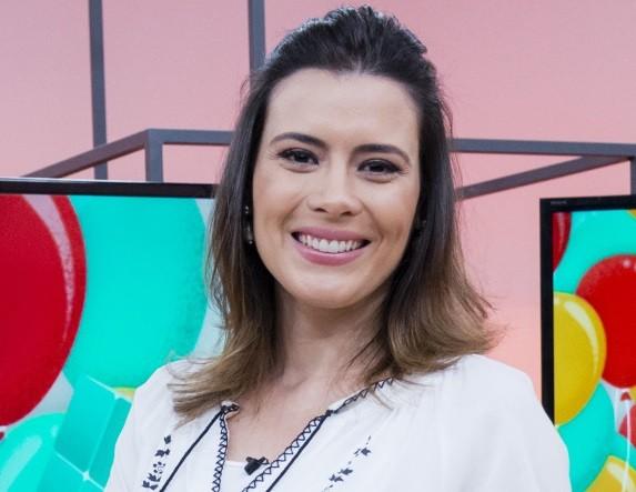 Michelle Loreto vai assumir o lugar de Mariana Ferrão no Bem Estar. Crédito: Ellen Soares/TV Globo