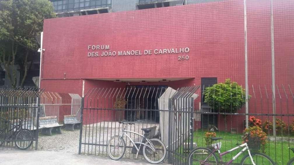 Fachada do Fórum da Serra. Crédito: Eduardo Dias | Arquivo | CBN