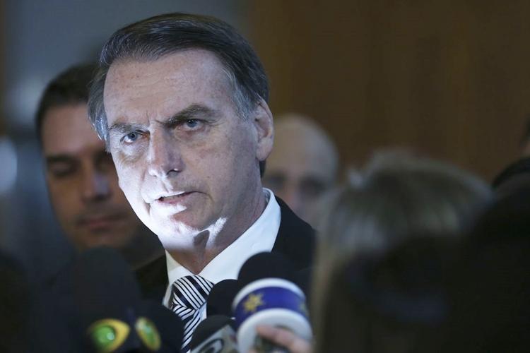 Presidente Jair Bolsonaro. Crédito: José Cruz/Agência Brasil
