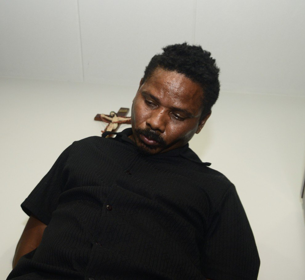 Gilson Rodrigues permanece preso porque responde a outros processos, além do homicídio contra Cleusa. Crédito: Bernardo Coutinho | Arquivo | GZ