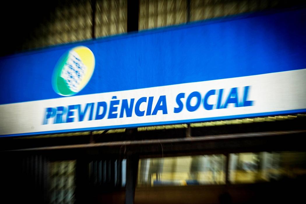 Fachada do Instituto Nacional de Seguro Social (INSS). Crédito: Evandro Leal/Agência Freelancer/Folhapress