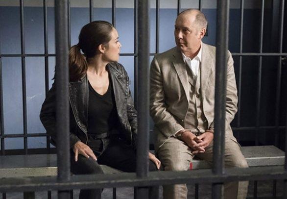 21/03/2019 - Cena da sexta temporada de The Blacklist. Crédito: Virginia Sherwood/NBC