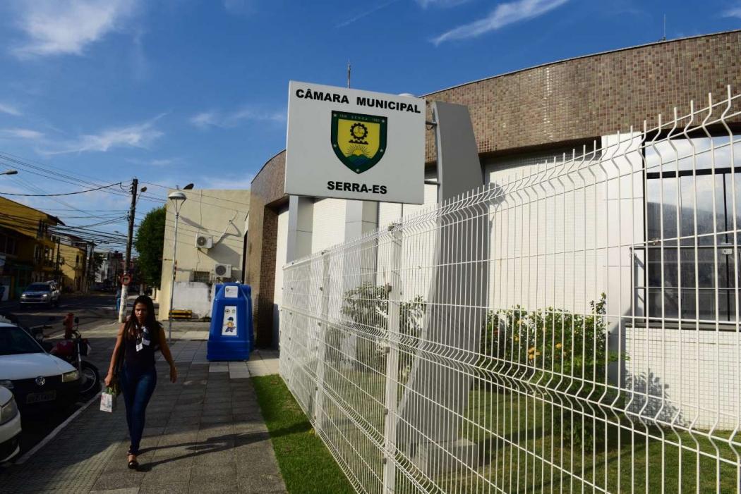 Câmara da Serra lançou pregão presencial para fazer a contratação. Crédito: Ricardo Medeiros