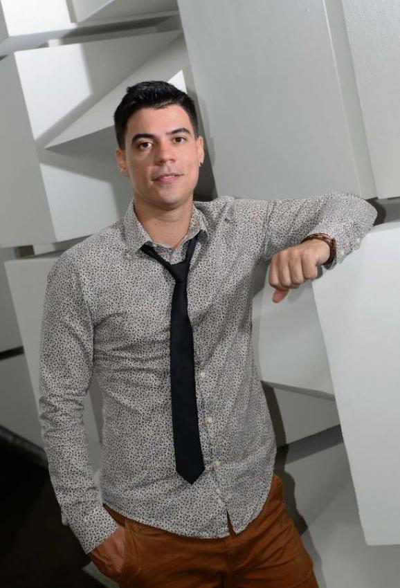 Gabriel Alves destaca que faltam dados que ajudariam na criação de políticas públicas. Crédito: Carlos Alberto Silva