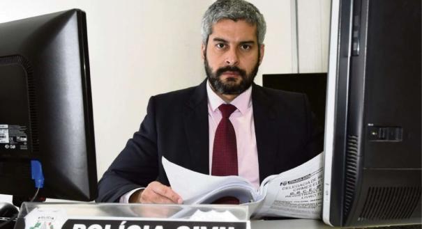 """""""Os acusados podem ser ex-companheiros, pessoas com quem elas tiveram relacionamentos e até mesmo desconhecidos"""", afirmou o delegado Brenno Andrade"""