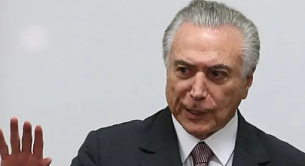 Banco Central bloqueia R$ 8,2 milhões de Temer. Crédito: Agência Brasil