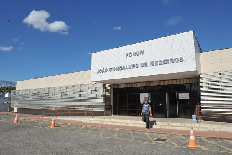Réu é condenado como mandante de crime de homicídio do próprio sogro. Crédito: Divulgação/TJES