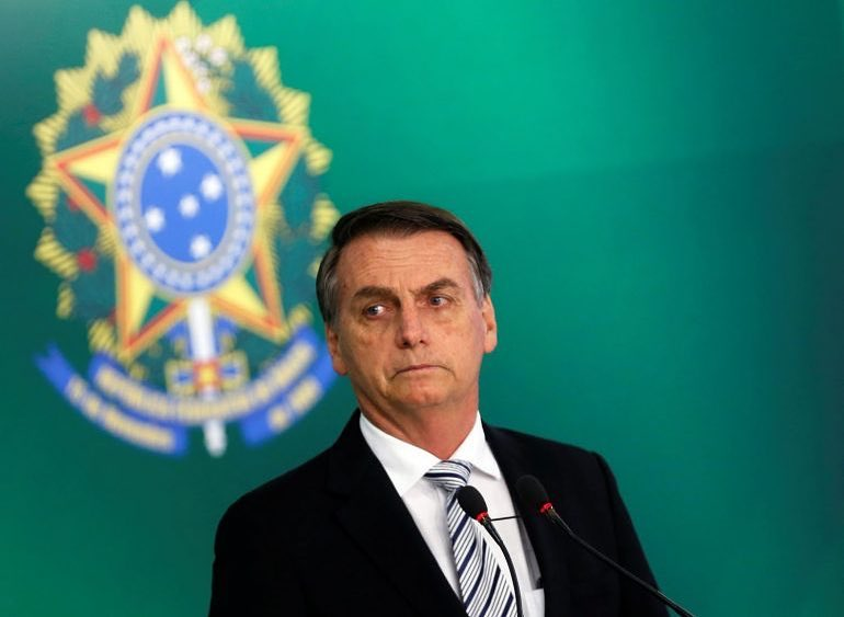 Jair Bolsonaro, presidente da República. Crédito: Reprodução/Instagram