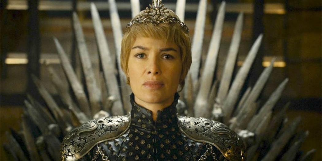 Game oh Thrones: Cersei é nomeada Rainha dos Sete Reinos. Crédito: HBO