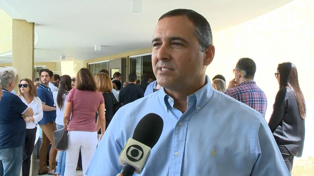 Carlos Fernando Lindenberg, diretor-geral da Rede Gazeta. Crédito: Paulo Cordeiro | TV Gazeta