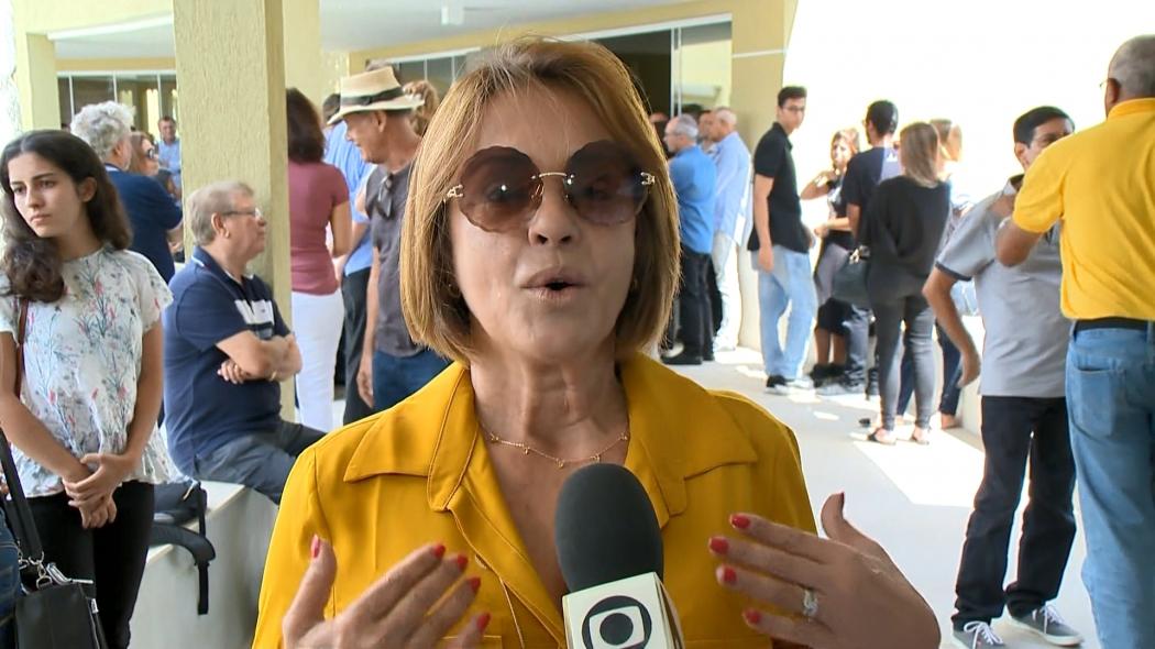 Jornalista Rose Duarte. Crédito: Paulo Cordeiro | TV Gazeta