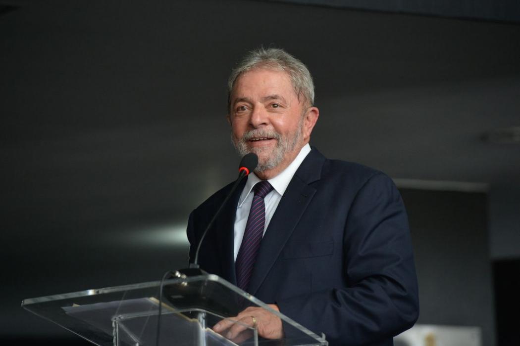 O ex-presidente da República Luiz Inácio Lula da Silva. Crédito: José Cruz/Agência Brasil | Arquivo