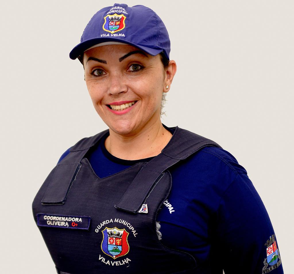Rosângela vai comandar um efetivo de 296 agentes, sendo 51 mulheres. Crédito: Fabrício Lima - Semcom/PMVV