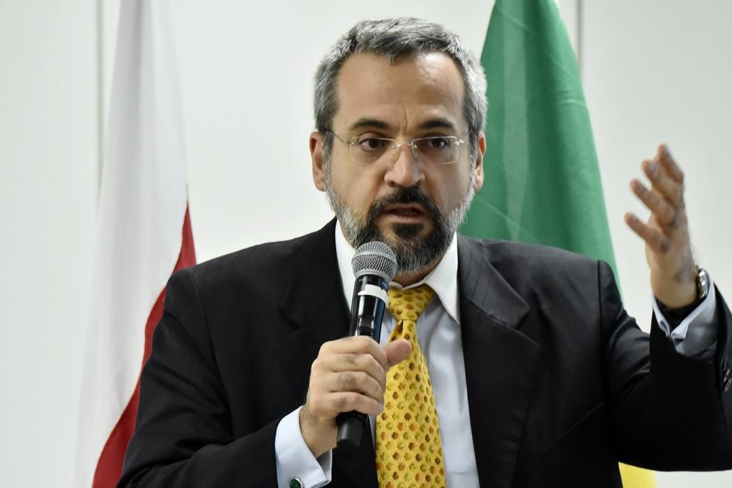 Abraham Weintraub, ministro da edcucação. Crédito: Divulgação/Casa Civil