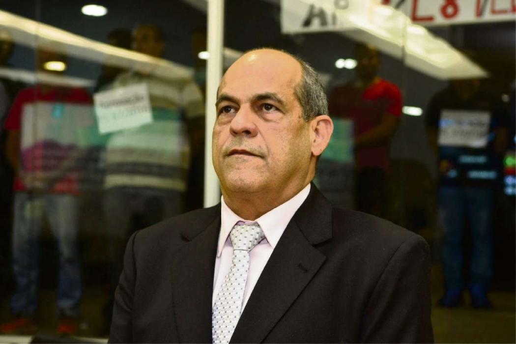 Nacib Haddad é vereador da Serra e está afastado do cargo. Crédito: Guilherme Ferrari   Arquivo   GZ