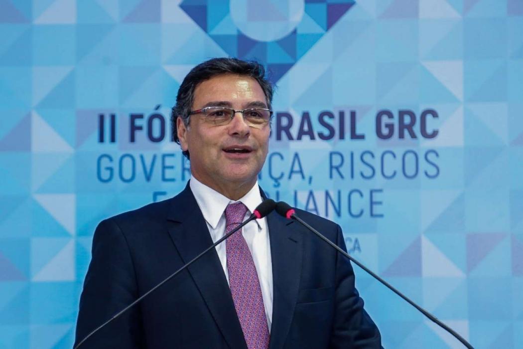 Procurador-geral de Justiça do Rio, Eduardo Gussem. Crédito: Weverson Rocio/Divulgação