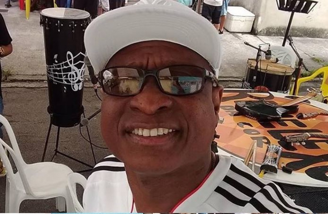 Evaldo era músico e morreu aos 51 anos, fuzilado dentro do carro em Guadalupe. Crédito: Reprodução/Facebook