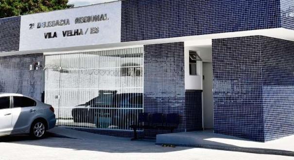 Ocorrência foi registrada na Delegacia Regional de Vila Velha
