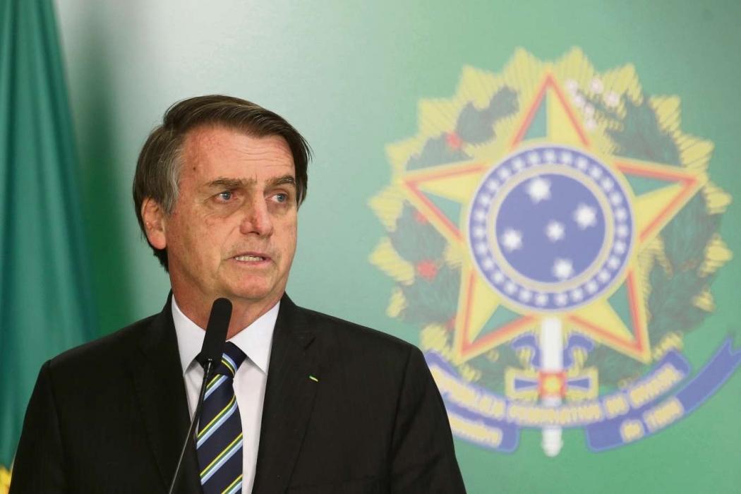Na última semana, o governo de Jair Bolsonaro recebeu diversos sinais amarelos em relação à economia. Crédito: Antonio Cruz/ABR