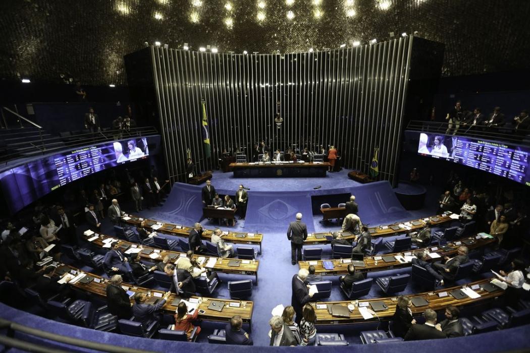 Antes de votação no STF, projeto que criminaliza homofobia avança no Senado. Crédito: Fabio Rodrigues Pozzebom/Agência Brasil | Arquivo