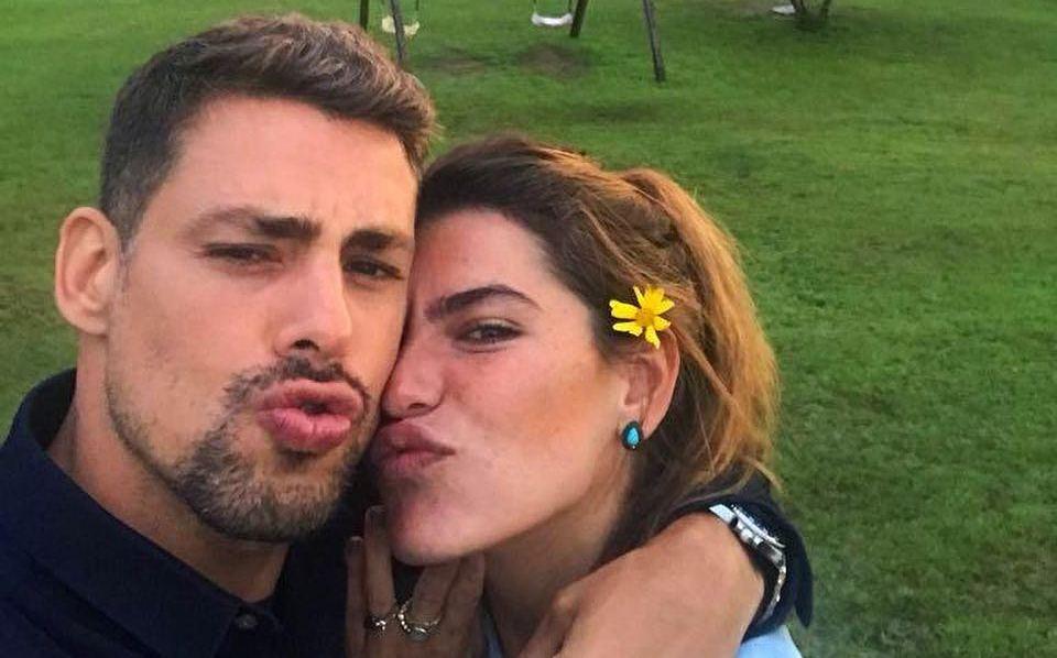 Cauã Reymond e Mariana Goldfarb estão oficialmente casados