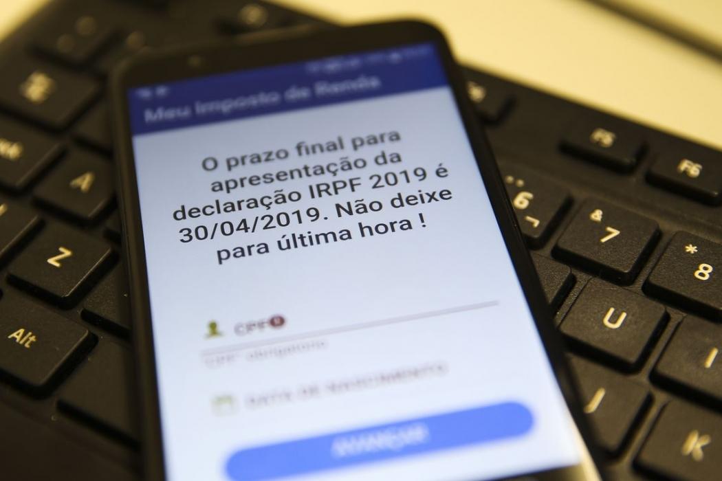 Até a manhã desta sexta-feira (26), mais de 21 milhões de contribuintes já haviam entregado a declaração. Crédito: Marcello Casal JrAgência Brasil