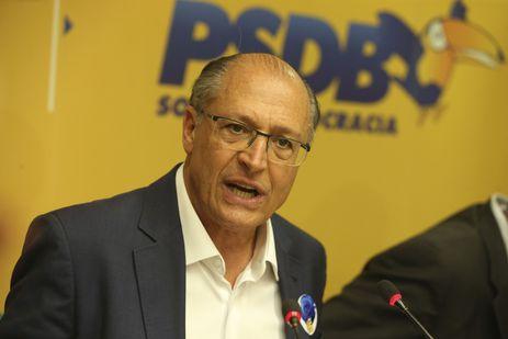 Geraldo Alckmin, ex-governador de São Paulo. Crédito: Valter Campanato/Agência Brasil