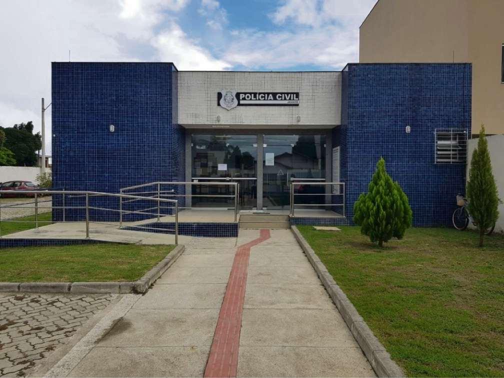 Delegacia de Jaguaré. Crédito: Divulgação