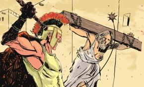 Jesus é agredido, torturado e atacado por soldados e populares antes de sua crucificação