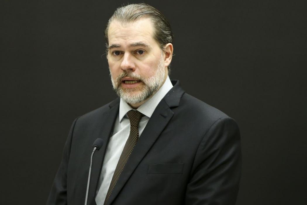 O presidente do Supremo Tribunal Federal (STF) Dias Toffoli. Crédito: Marcelo Camargo/Agência Brasil