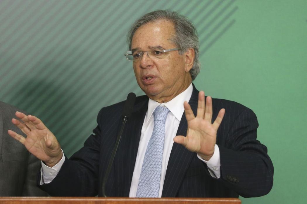 Equipe de Guedes enviará ao Congresso texto próprio de reforma tributária. Crédito: Valter Campanato/Agência Brasil   Arquivo